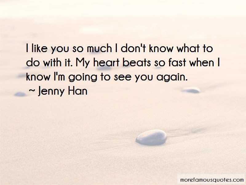 Heart Beats Fast Quotes Pictures 4