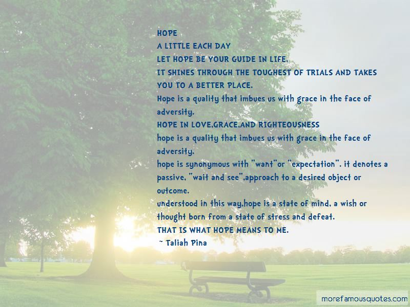 Hope In Love Quotes Pictures 3