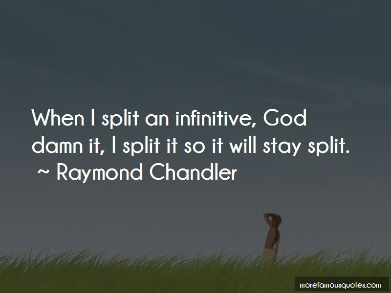 Infinitive Quotes Pictures 2
