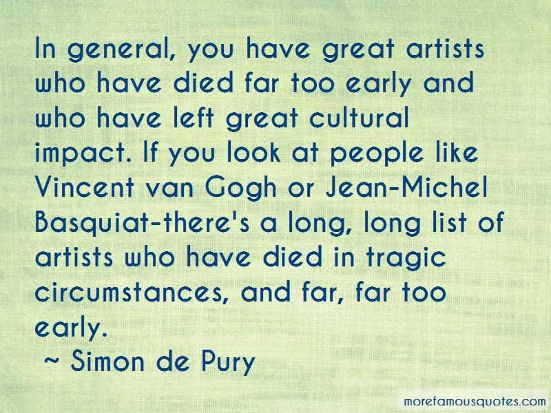 Quotes About Jean Michel Basquiat