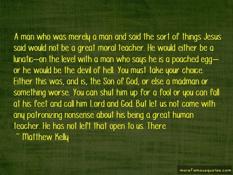 Quotes About Jesus Being Son Of God
