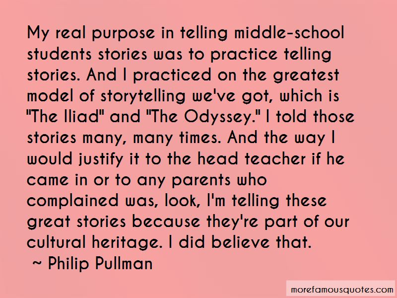 Quotes About Middle School Students