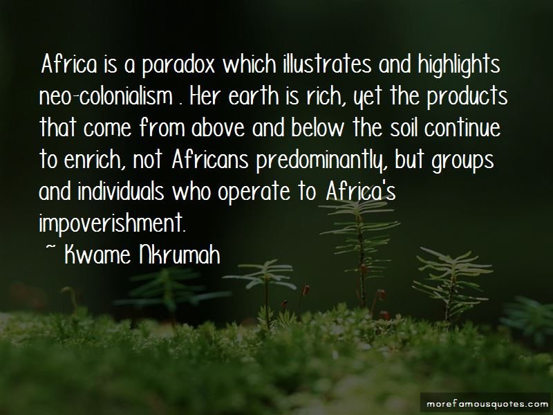 Neo Colonialism Quotes Pictures 4