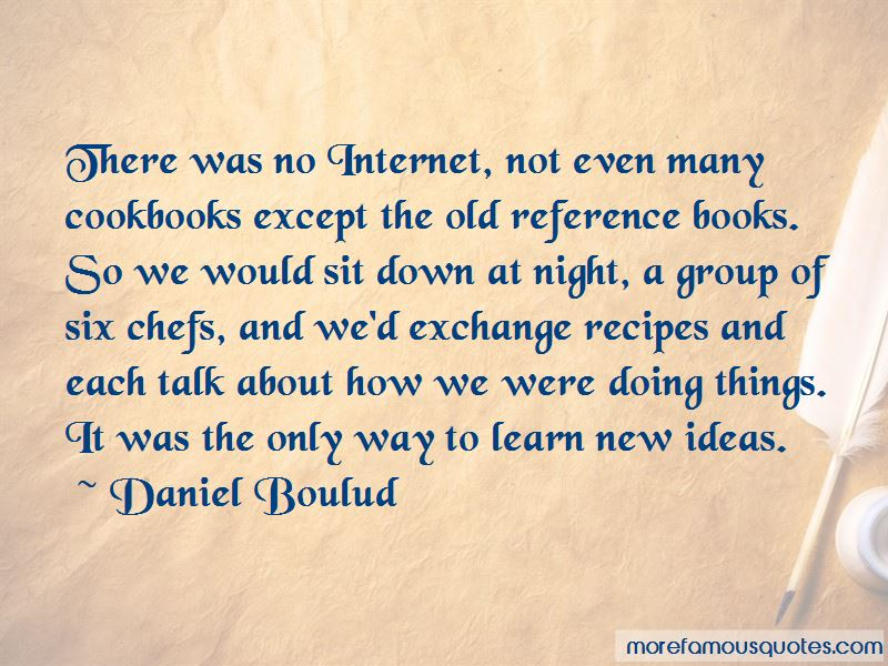 Old Recipes Quotes Pictures 4