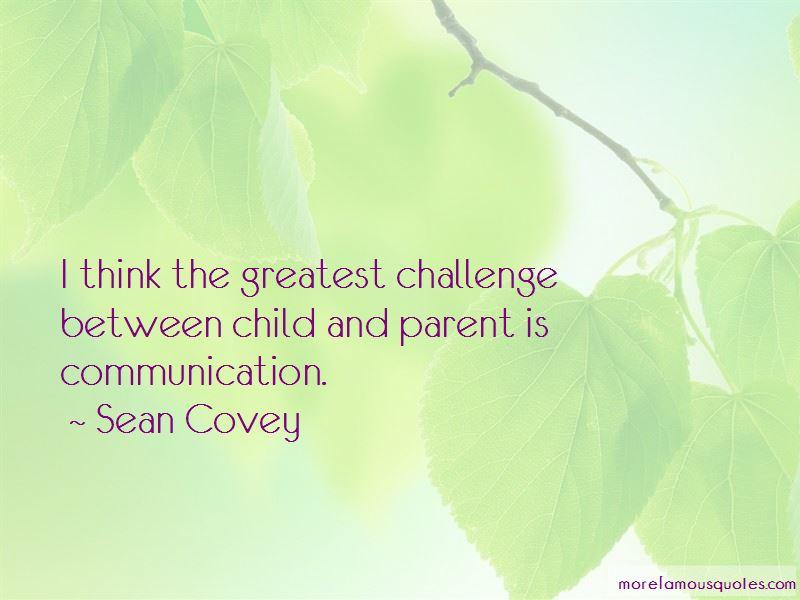 Parent-child Communication Quotes Pictures 3