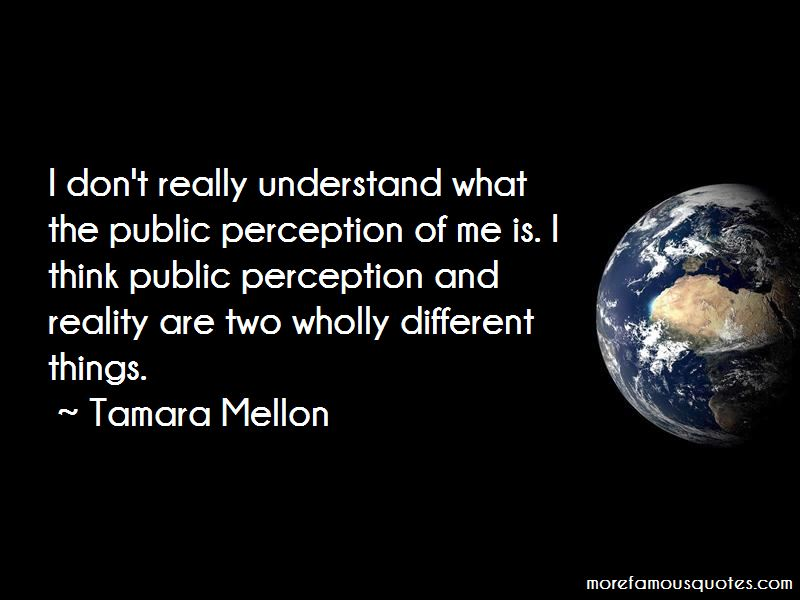 Quotes About Perception And Reality Top 52 Perception And Reality Quotes From Famous Authors