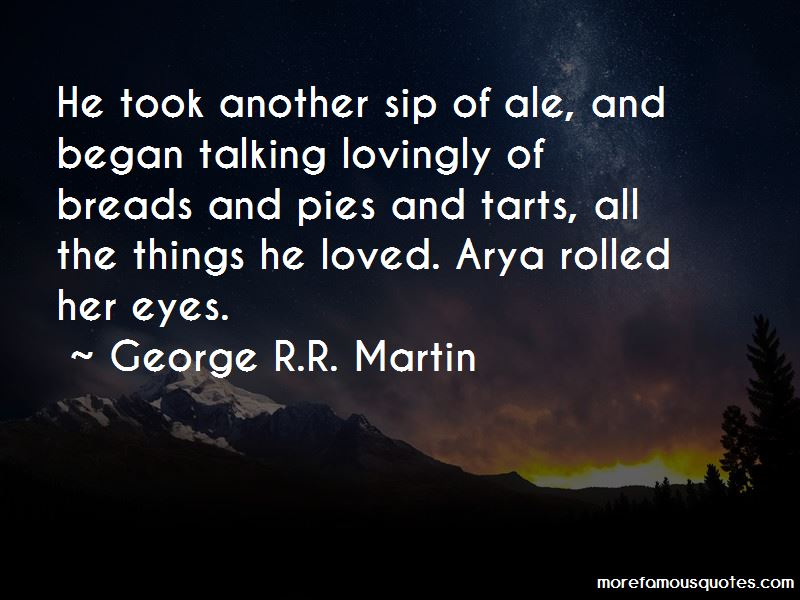 Quotes About Pies And Tarts