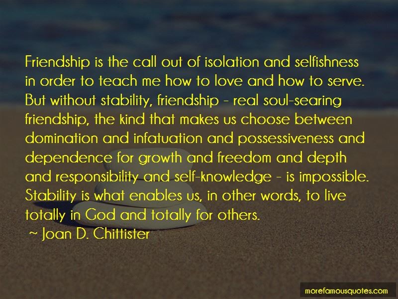 Quotes About Possessiveness In Friendship