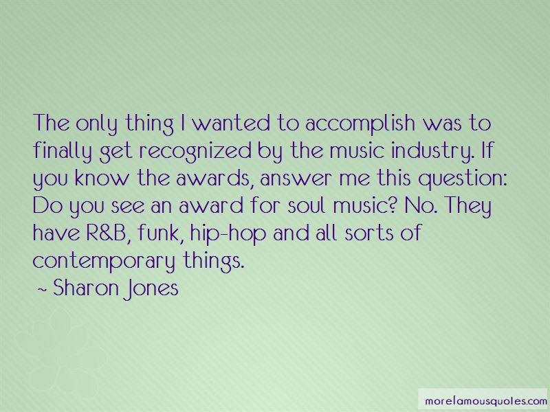 Quotes About R&b