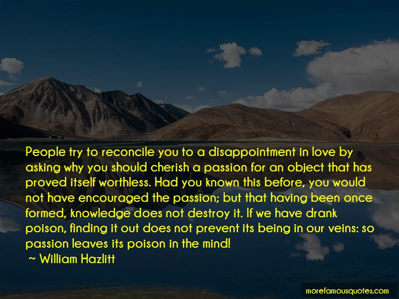 Quotes About Reconcile Love
