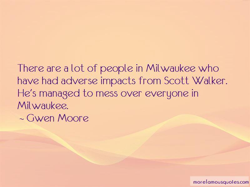 Quotes About Scott Walker