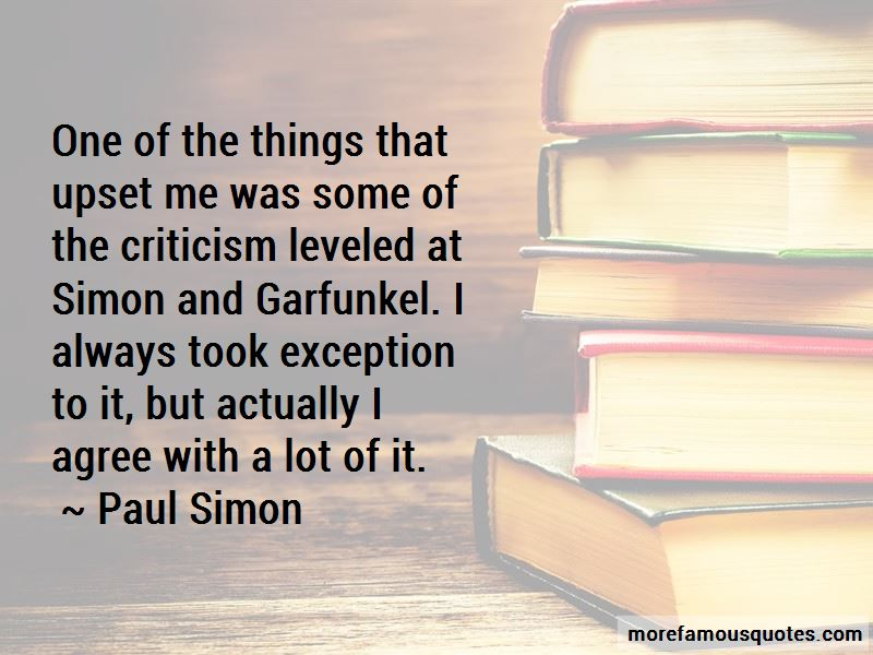 Quotes About Simon And Garfunkel