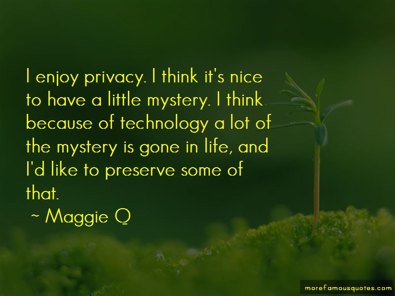 Quotes About Technology And Privacy