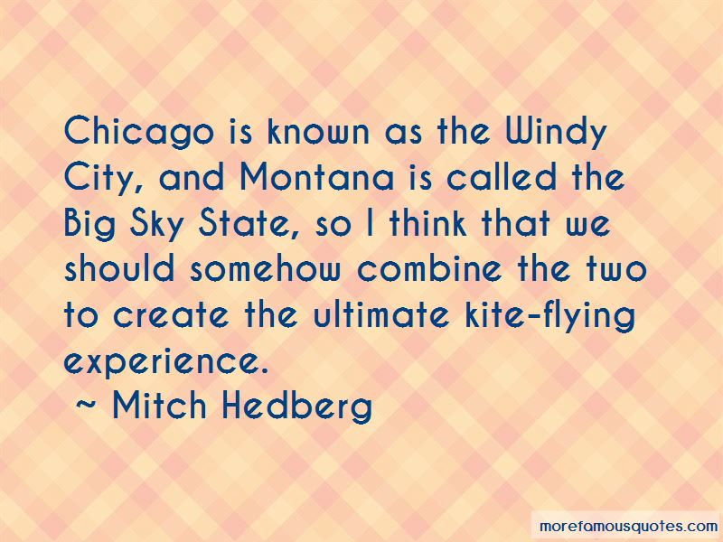 The Windy City Quotes Pictures 3