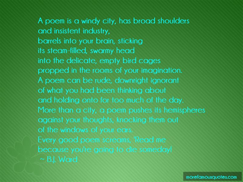 The Windy City Quotes Pictures 4