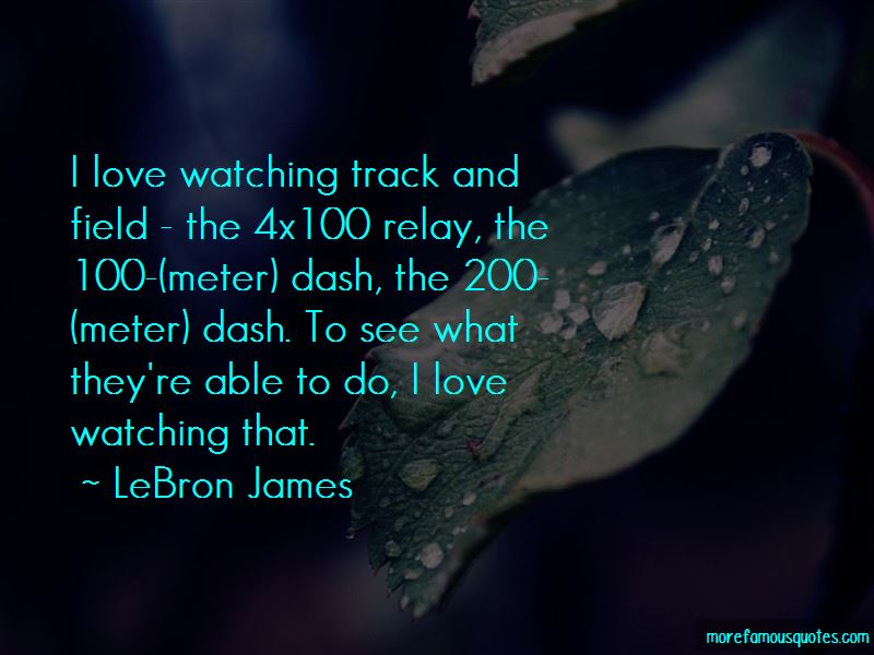 Track And Field Quotes Pictures 2