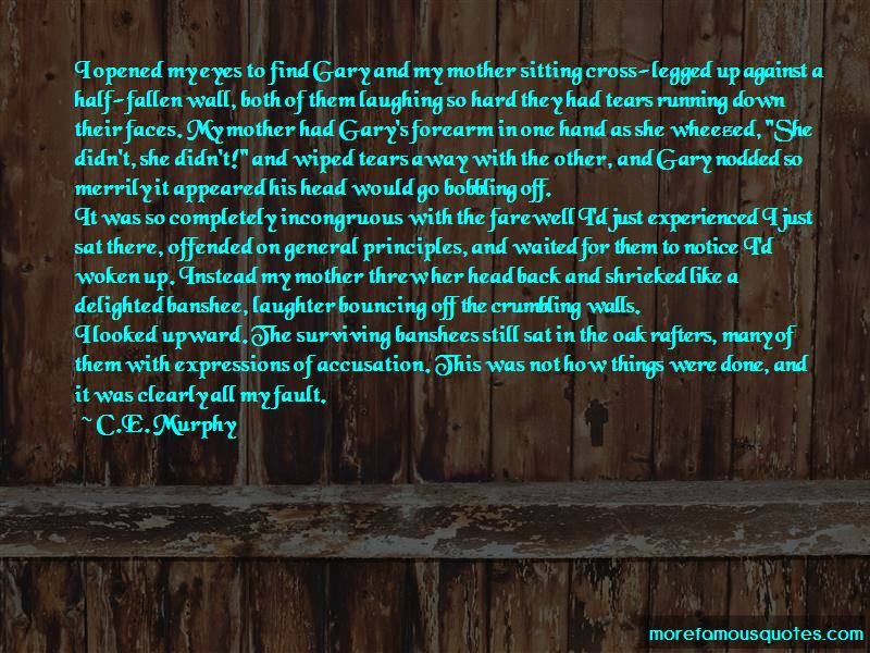 Walls Crumbling Quotes Pictures 4
