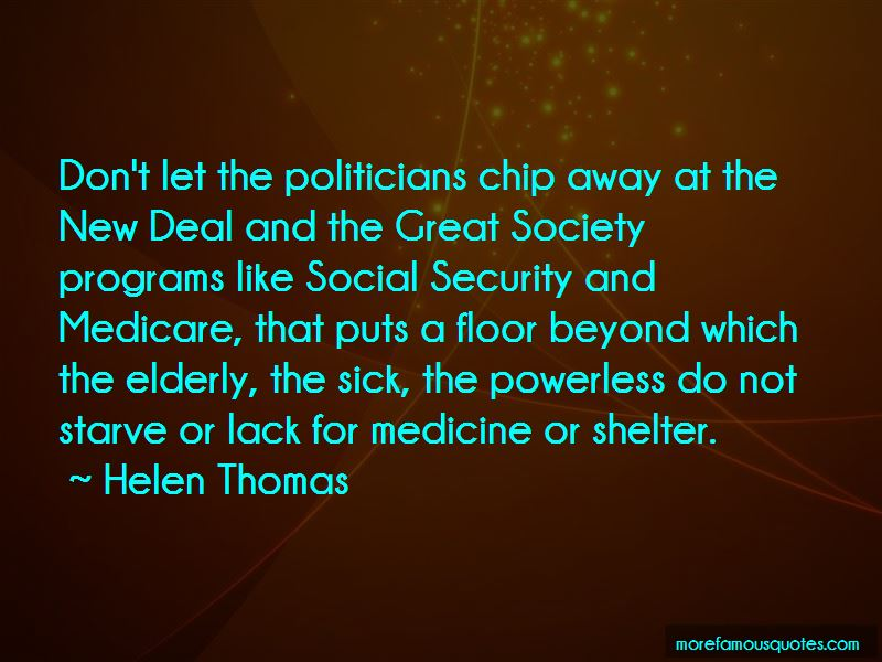Social Security New Deal Quotes Pictures 4