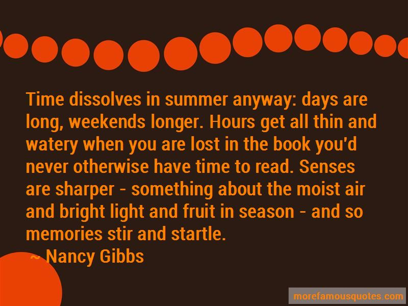 Summer Days Get Longer Quotes