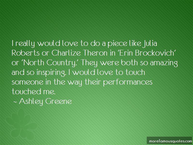 Theron Quotes