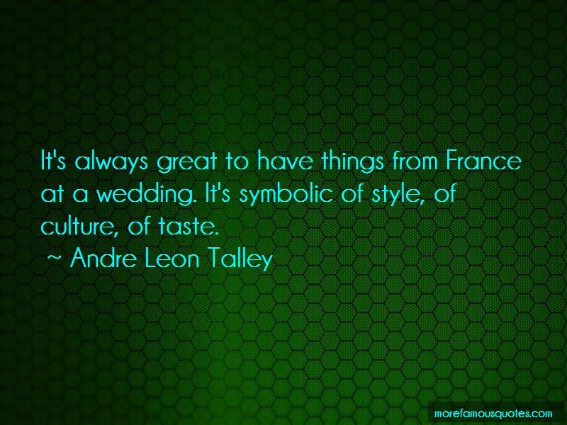 Wedding Culture Quotes