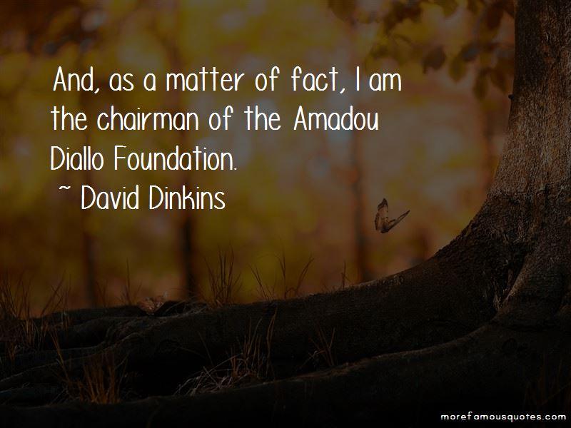 Amadou Diallo Quotes