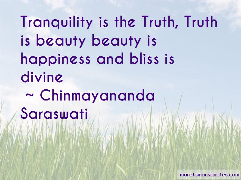 Beauty Is Happiness Quotes