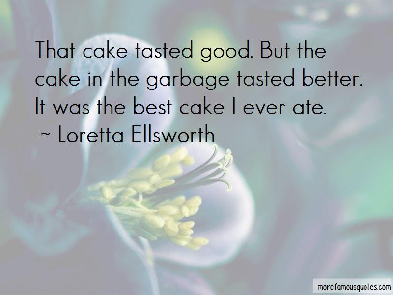 Best Cake Quotes