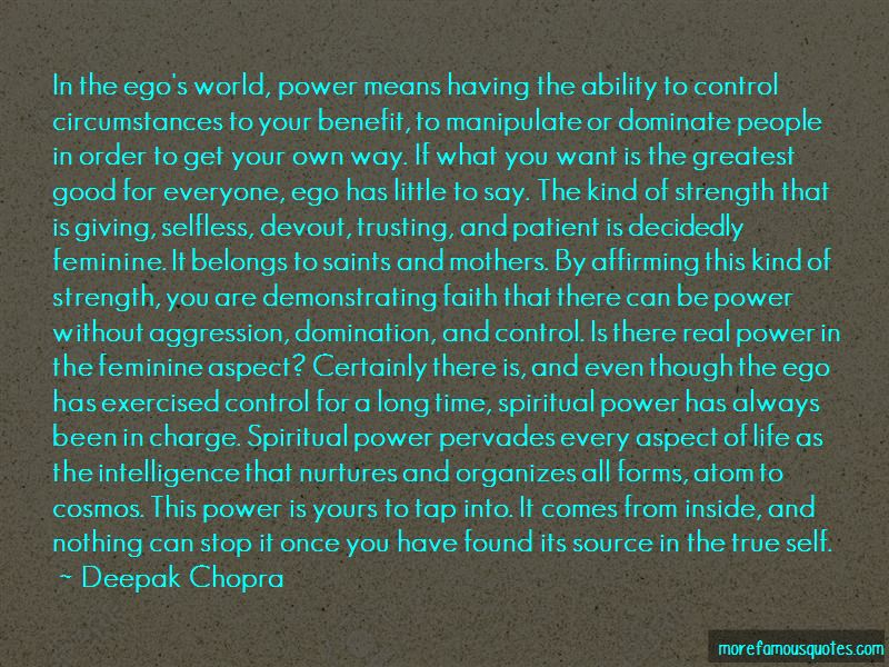 Control Your Ego Quotes Pictures 4
