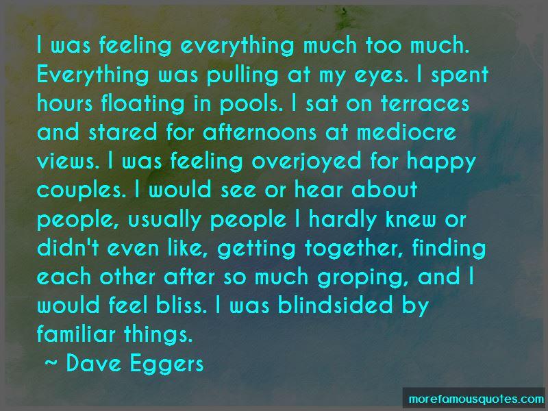 Feeling Overjoyed Quotes