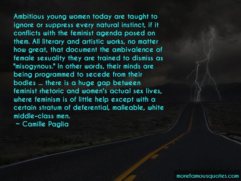 Feminist Rhetoric Quotes Pictures 3