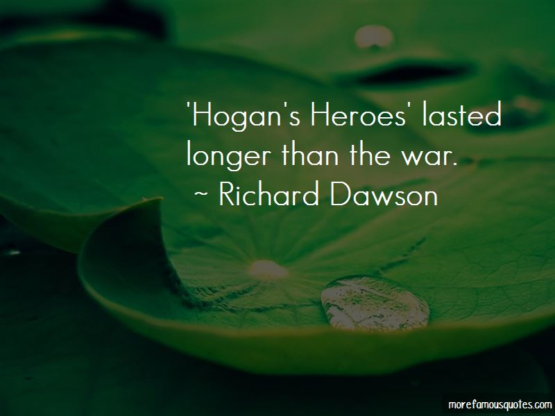 Hogan's Heroes Quotes
