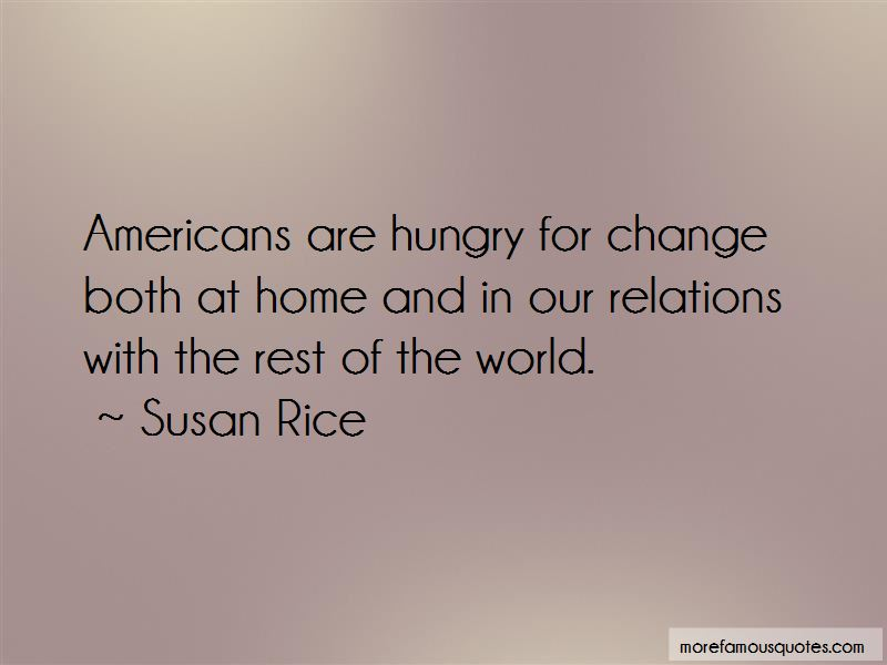 Hungry For Change Quotes Pictures 3