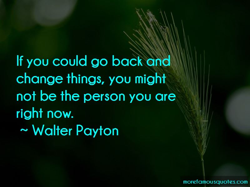 If You Could Go Back Quotes