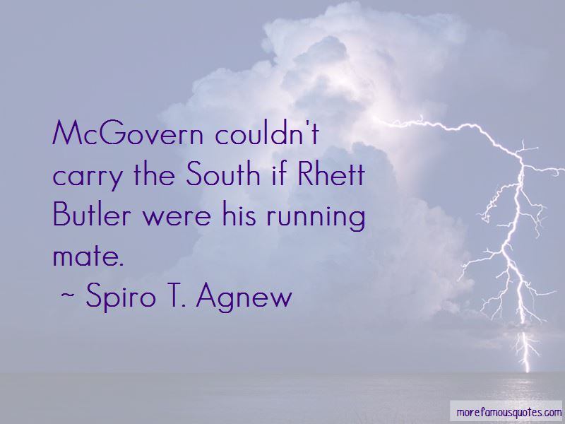 Mcgovern Quotes