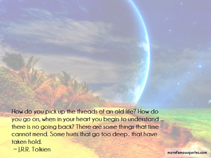 Mend Your Life Quotes Pictures 2