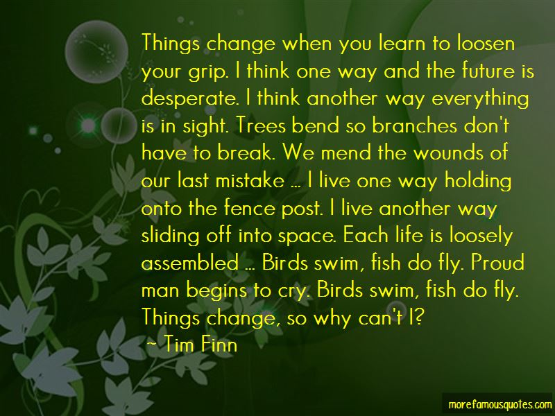 Mend Your Life Quotes