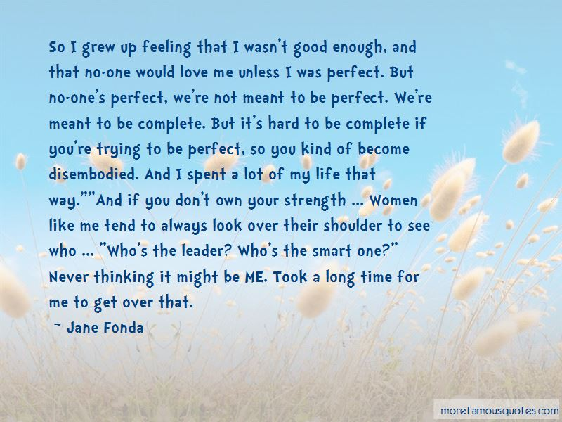 Not Good Enough Feeling Quotes Pictures 4