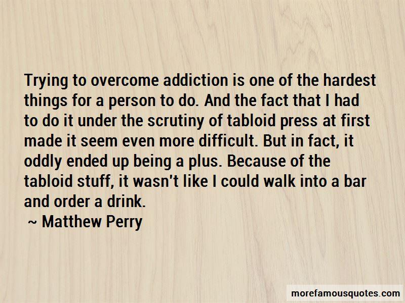 Overcome Addiction Quotes