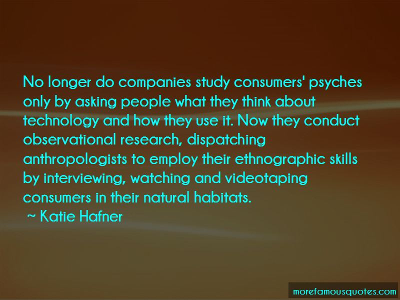 Quotes About Anthropologists