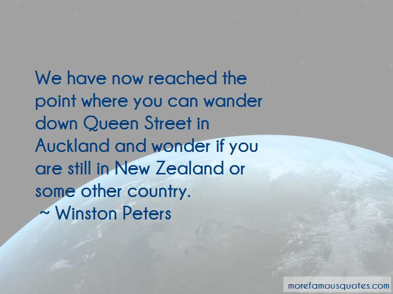 Quotes About Auckland