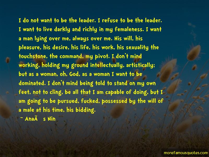 Quotes About Being A Leader At Work