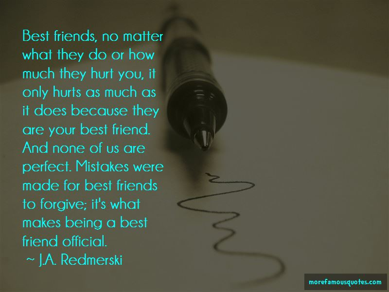 Quotes About Being Hurt By Your Friends