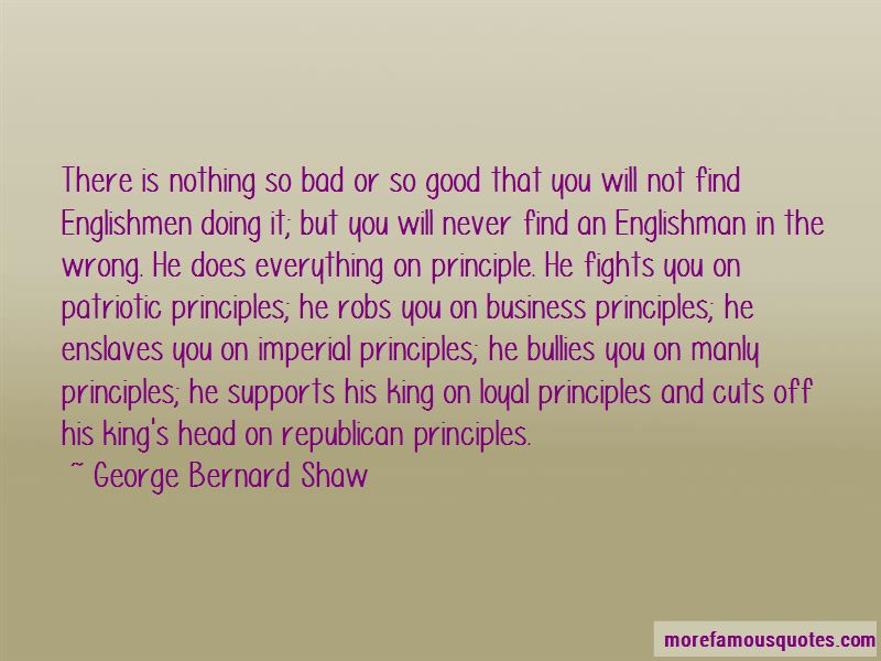 Quotes About Business Principles