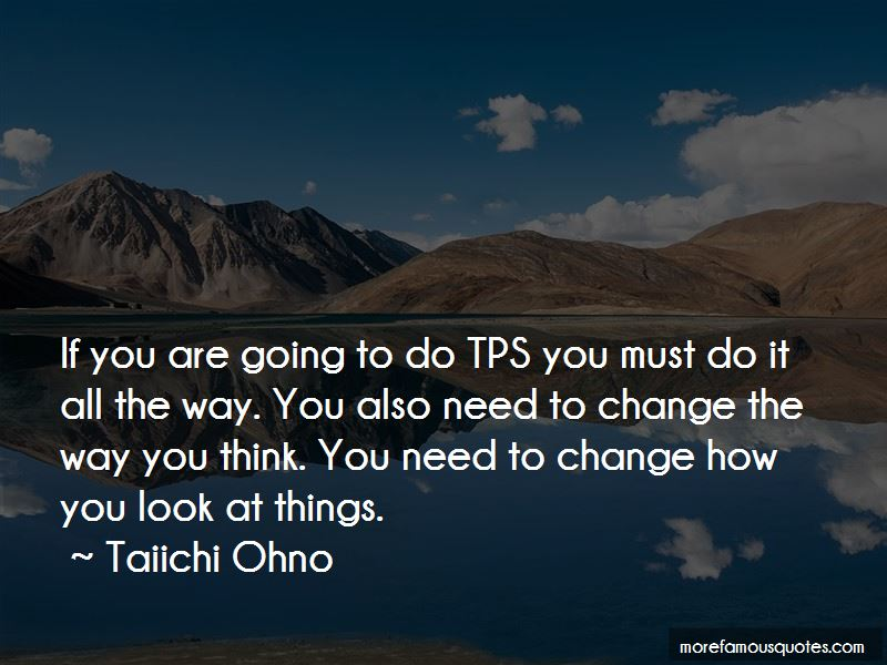 Quotes About Change The Way You Think