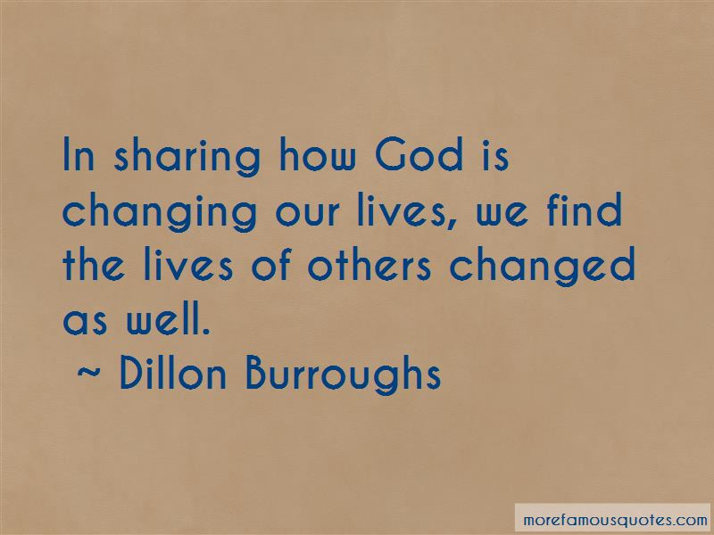Changing Lives Of Others Quotes Pictures 2