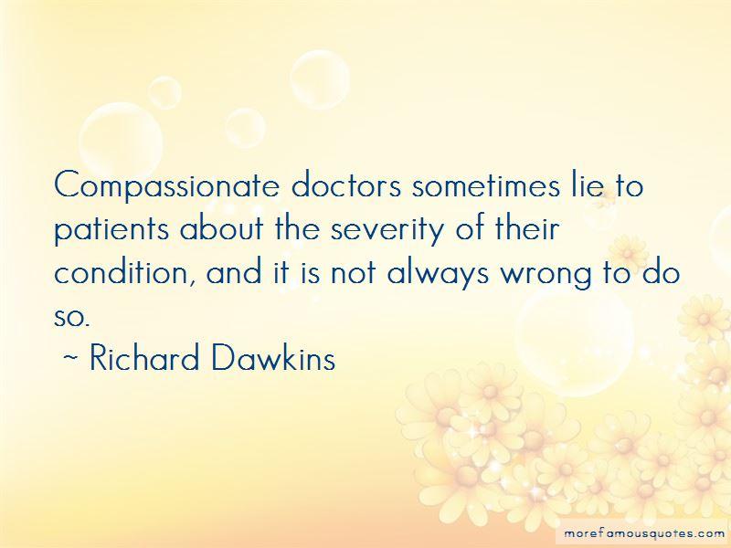Quotes About Compassionate Doctors