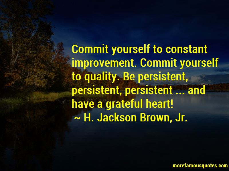 Constant Improvement Quotes Pictures 2