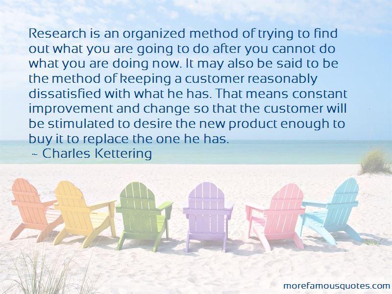 Quotes About Constant Improvement