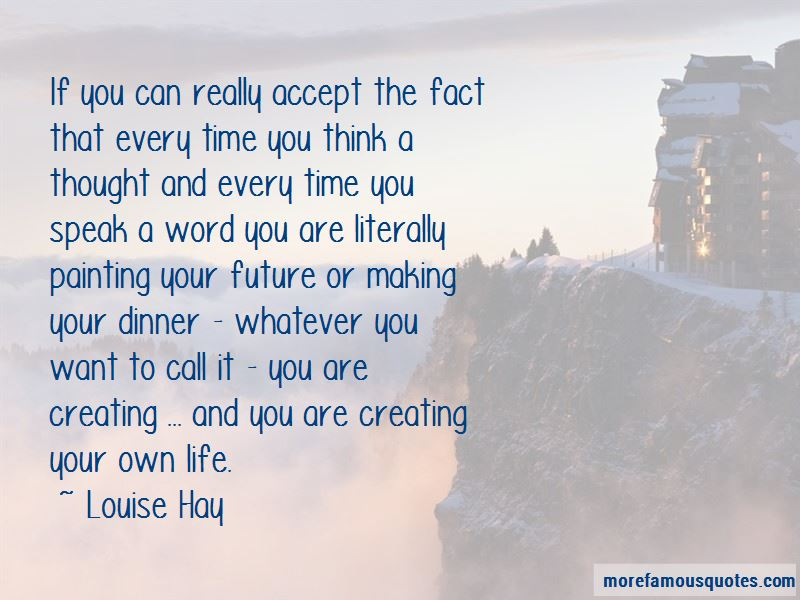 Quotes About Creating Your Own Life